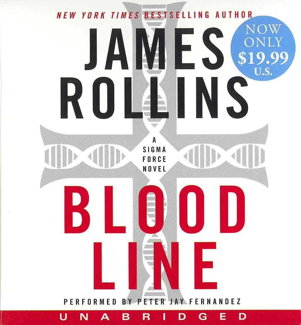 [CD] Bloodline By Rollins, James/ Fernandez, Peter Jay (NRT)
